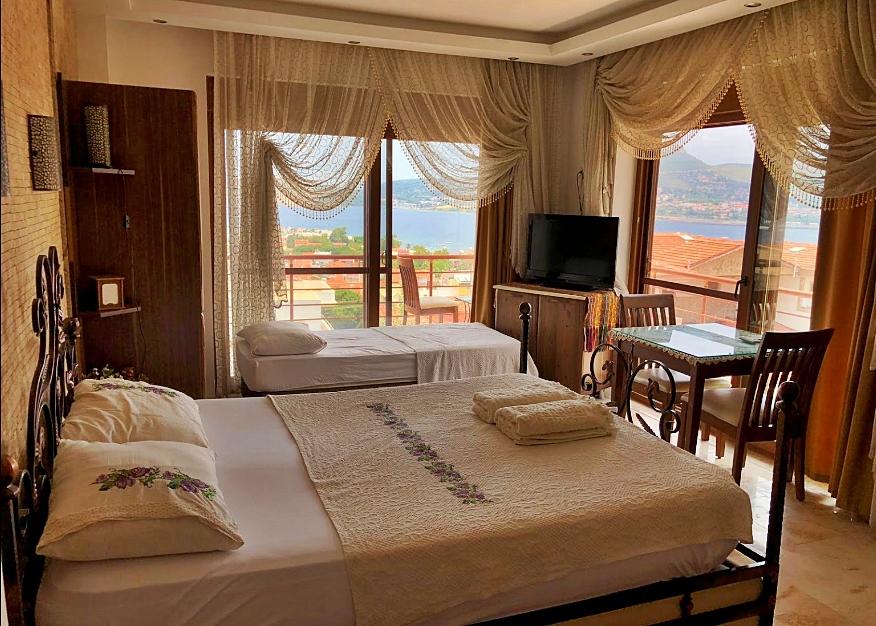 yenifoça otel odası